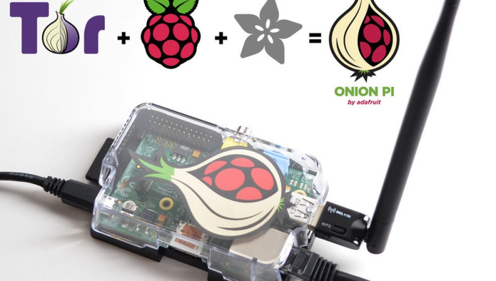 Raspberry Pi Onion