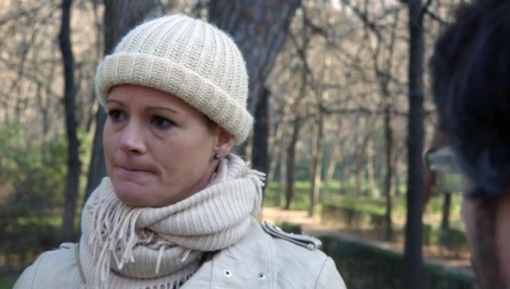Zaida Cantera, en 'Salvados'