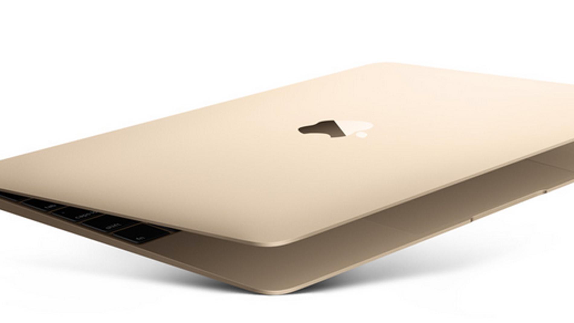 El nuevo MacBook hereda la delgadez del iPad