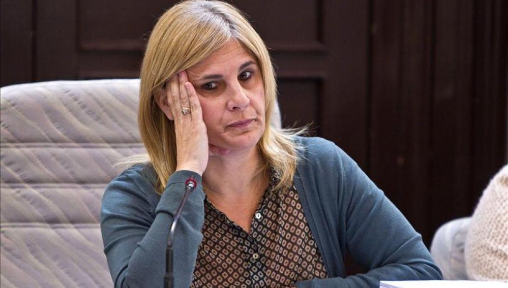 La exalcaldesa de Jerez, María José García-Pelayo (PP)