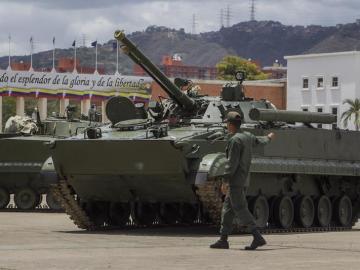Blindado del ejército de Venezuela