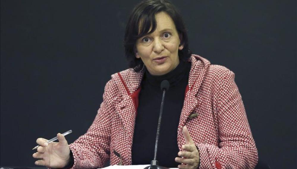 Carolina Bescansa valora el resultado de Podemos en Andalucía