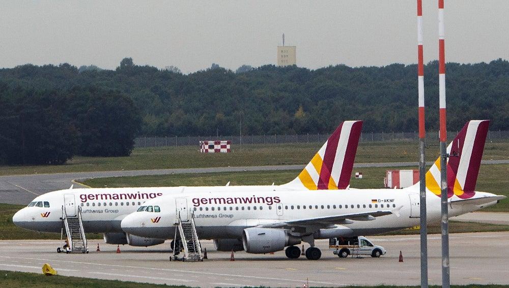 Flota de Germanwings