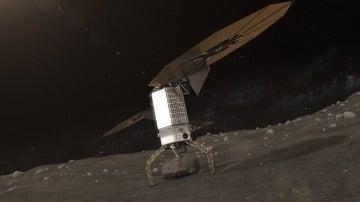 Recreación del Asteroid Redirect Mission