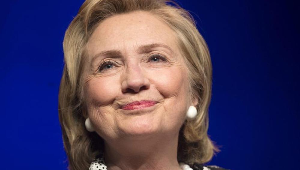Hillary Clinton, aspirante a la presidencia de EEUU