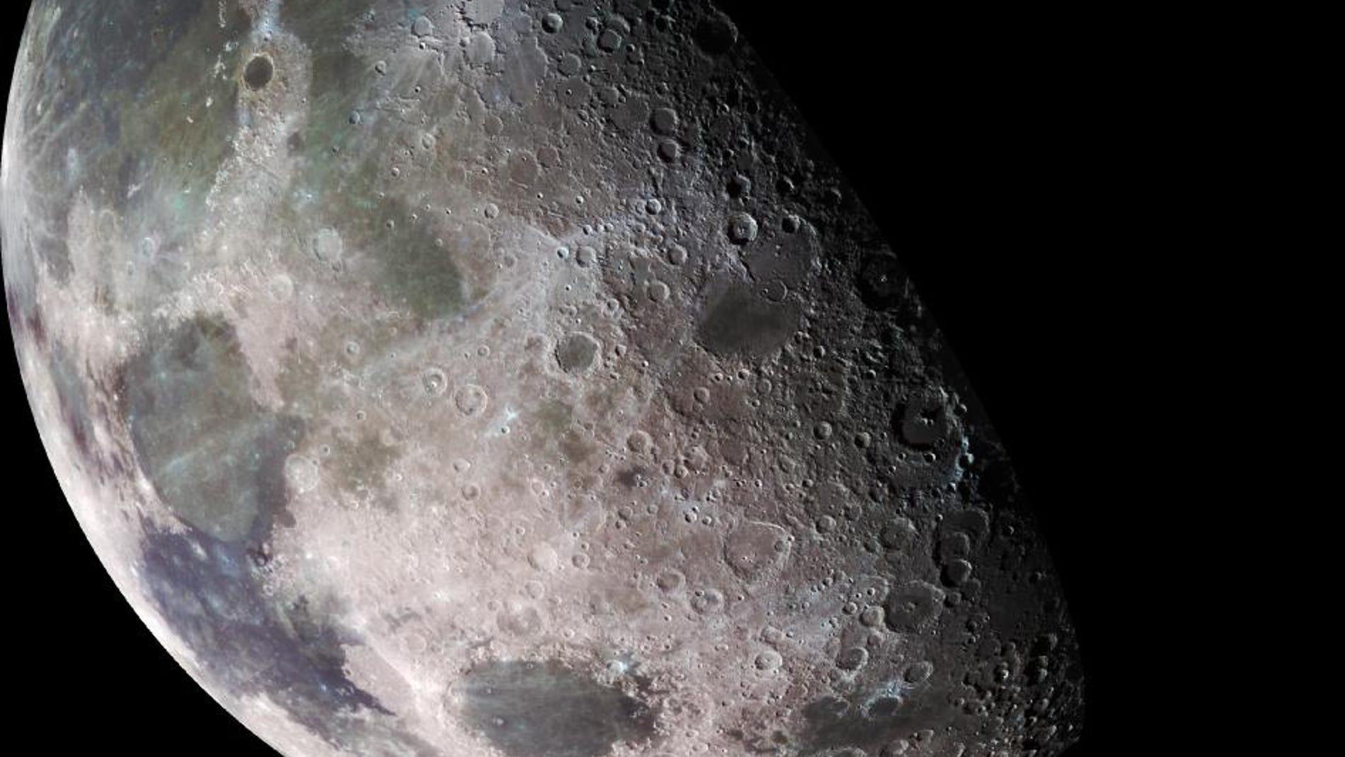 Nuevas teorías sobre la formación de la Luna