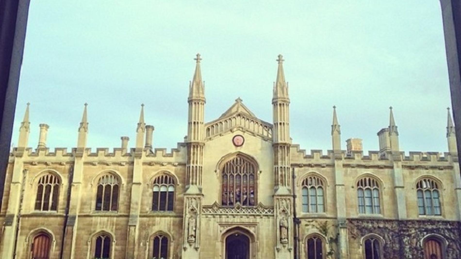 Cambridge retratada como si fuera Howards