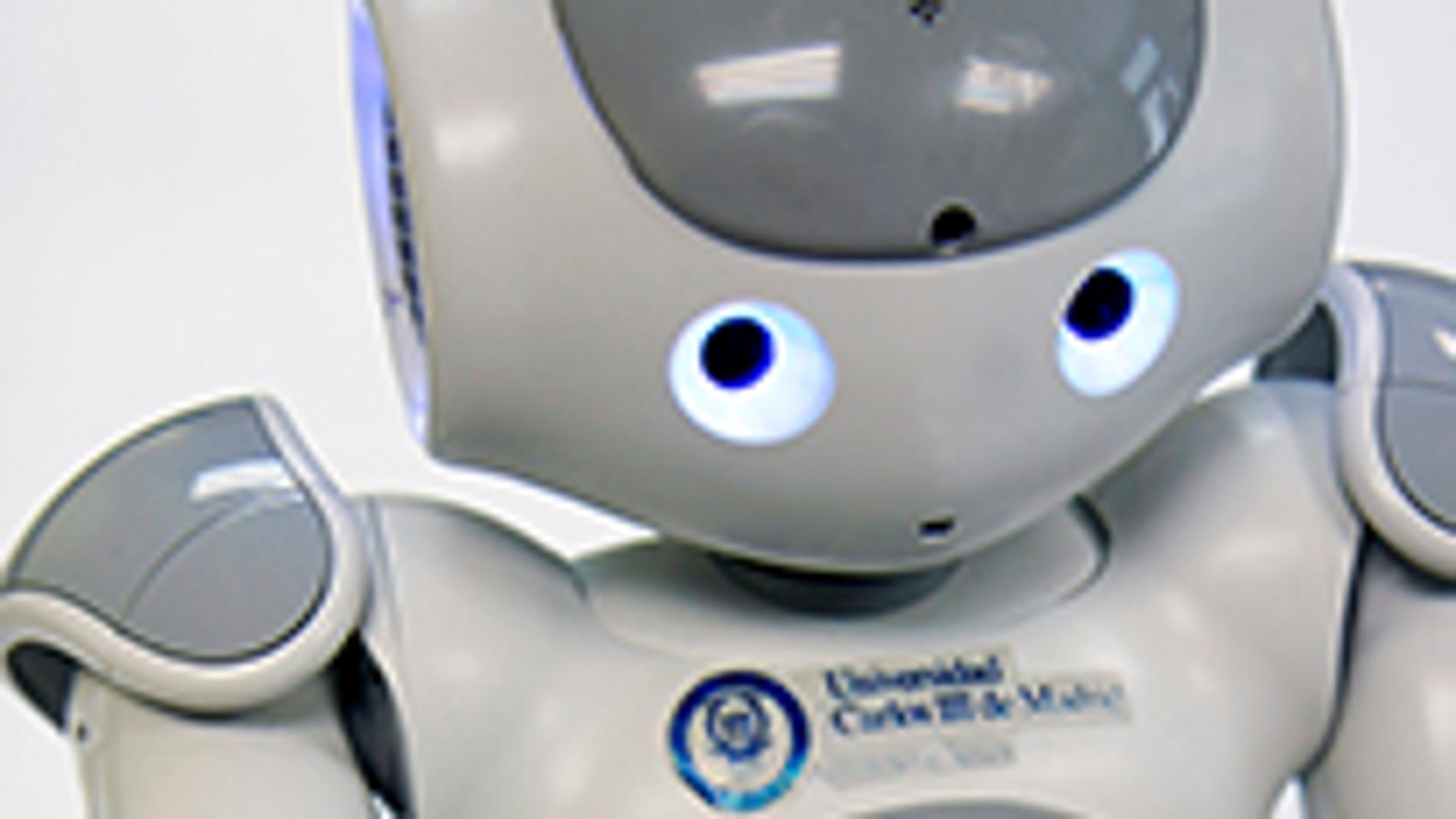 Robot terapeuta / UC3M
