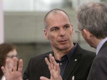 Varoufakis, en la cumbre de Riga