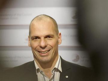 Yanis Varoufakis en una imagen de archivo