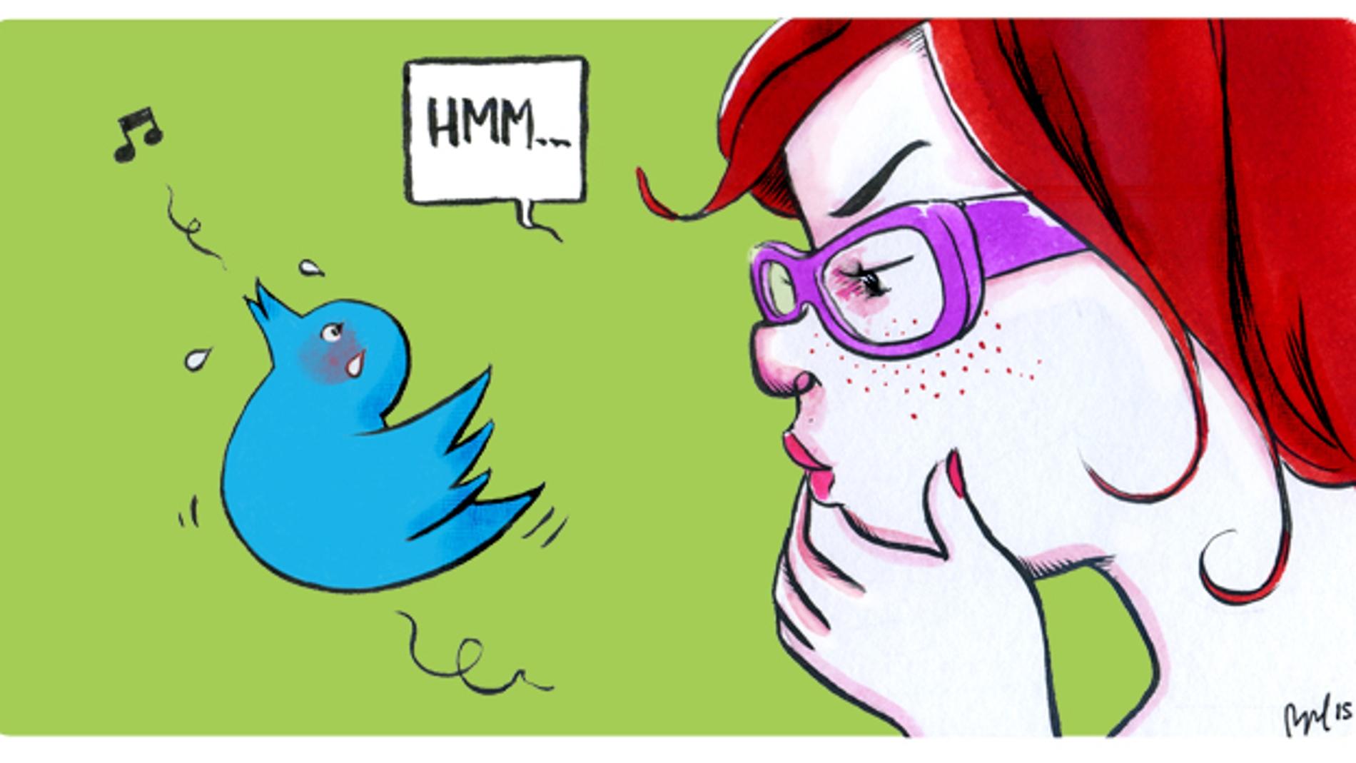 Detecta a los bots de Twitter