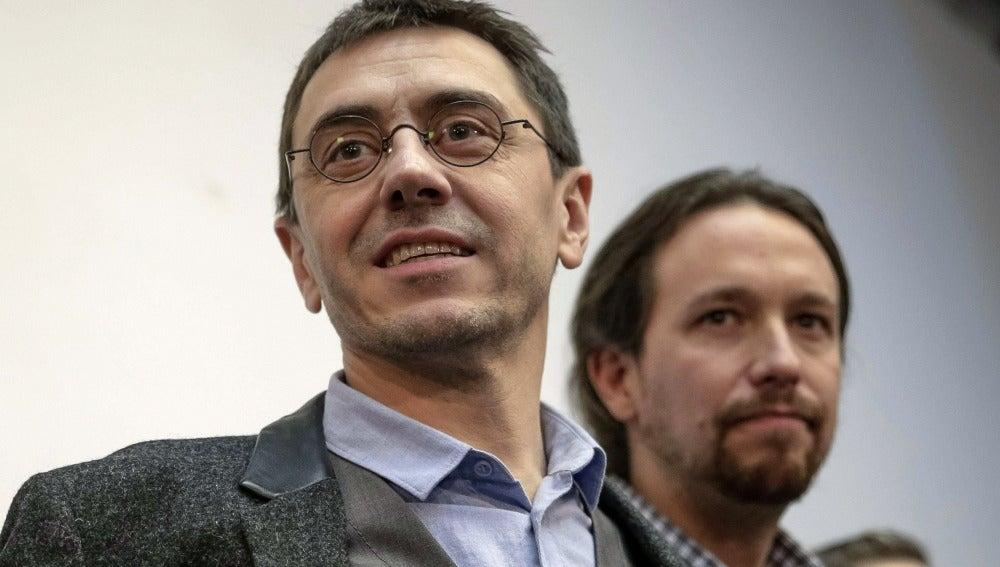 Juan Carlos Monedero, exdirigente de Podemos