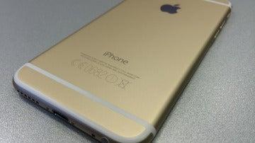 Parte de atrás del iPhone 6