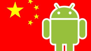 China es el futuro para Android