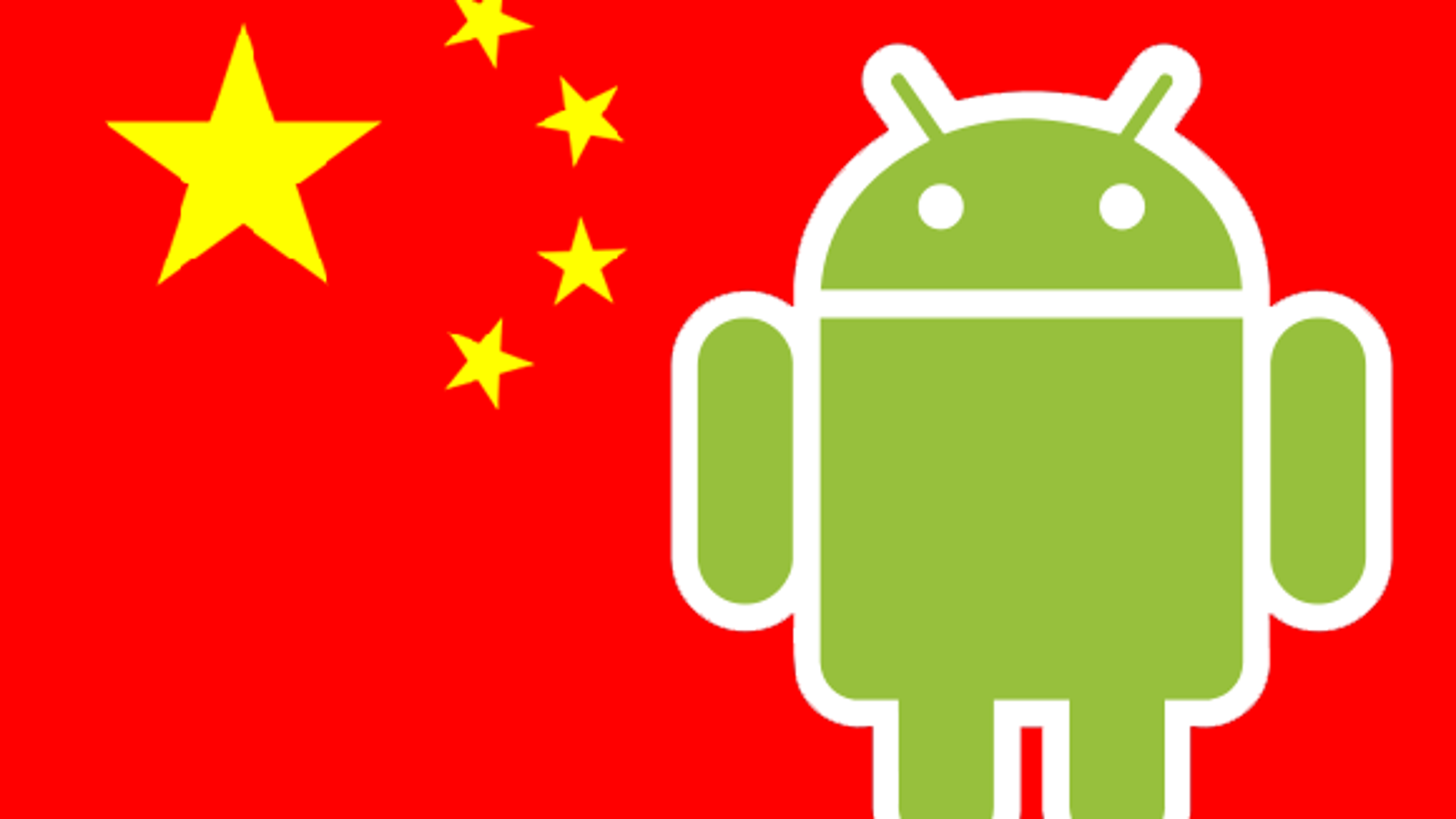 China es el futuro para Android