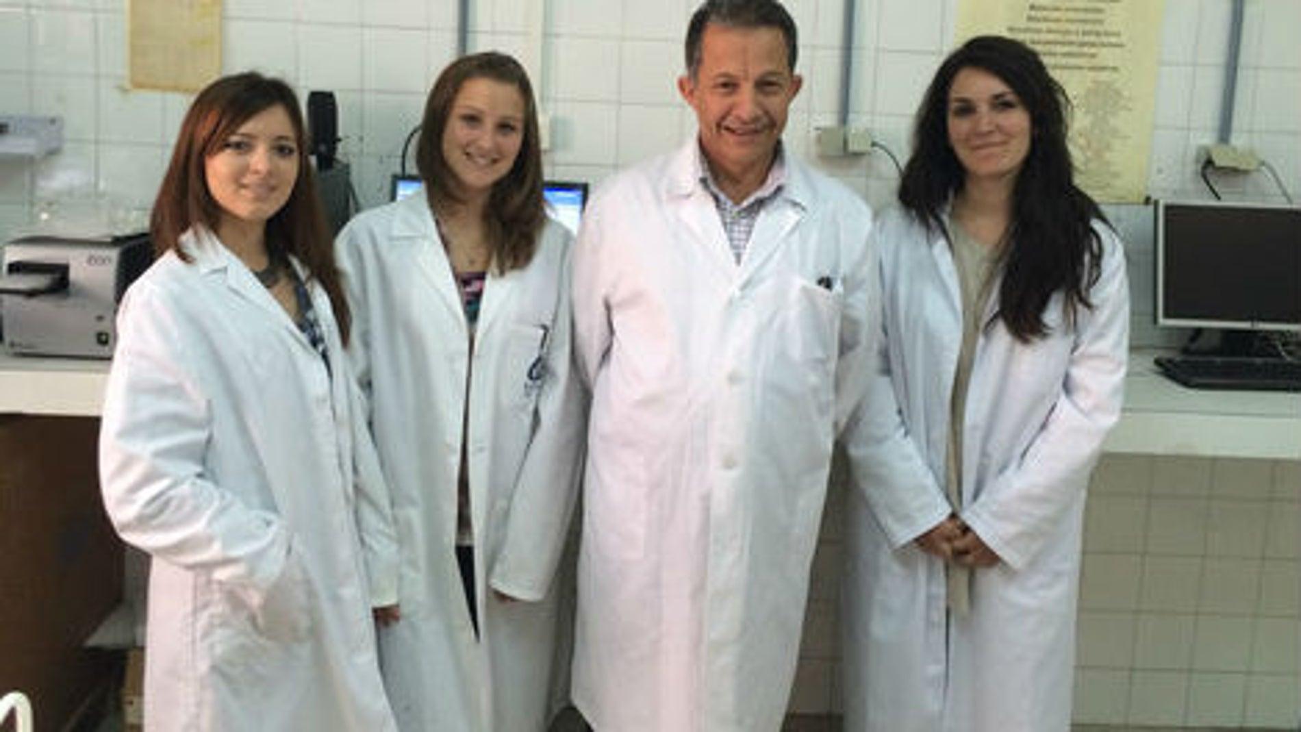 El profesor de la Universidad de Granada