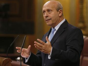 El ministro de Educación y Cultura, José Ignacio Wert