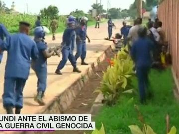 Burundi ante el abismo de otra guerra civil genocida