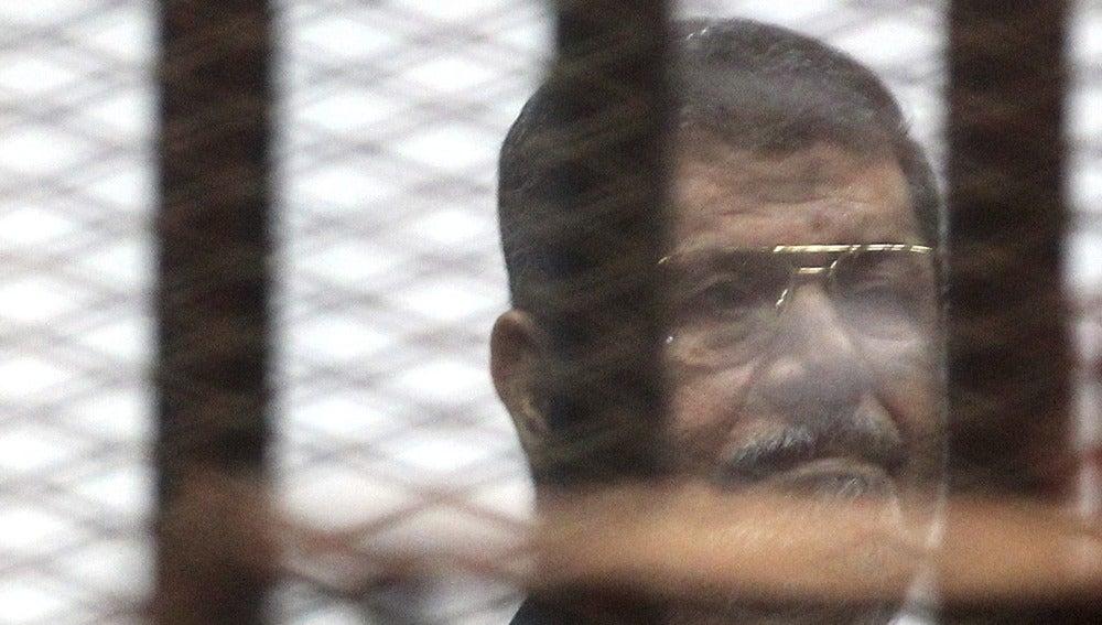 El expresidente de Egipto, Mohamed Mursi
