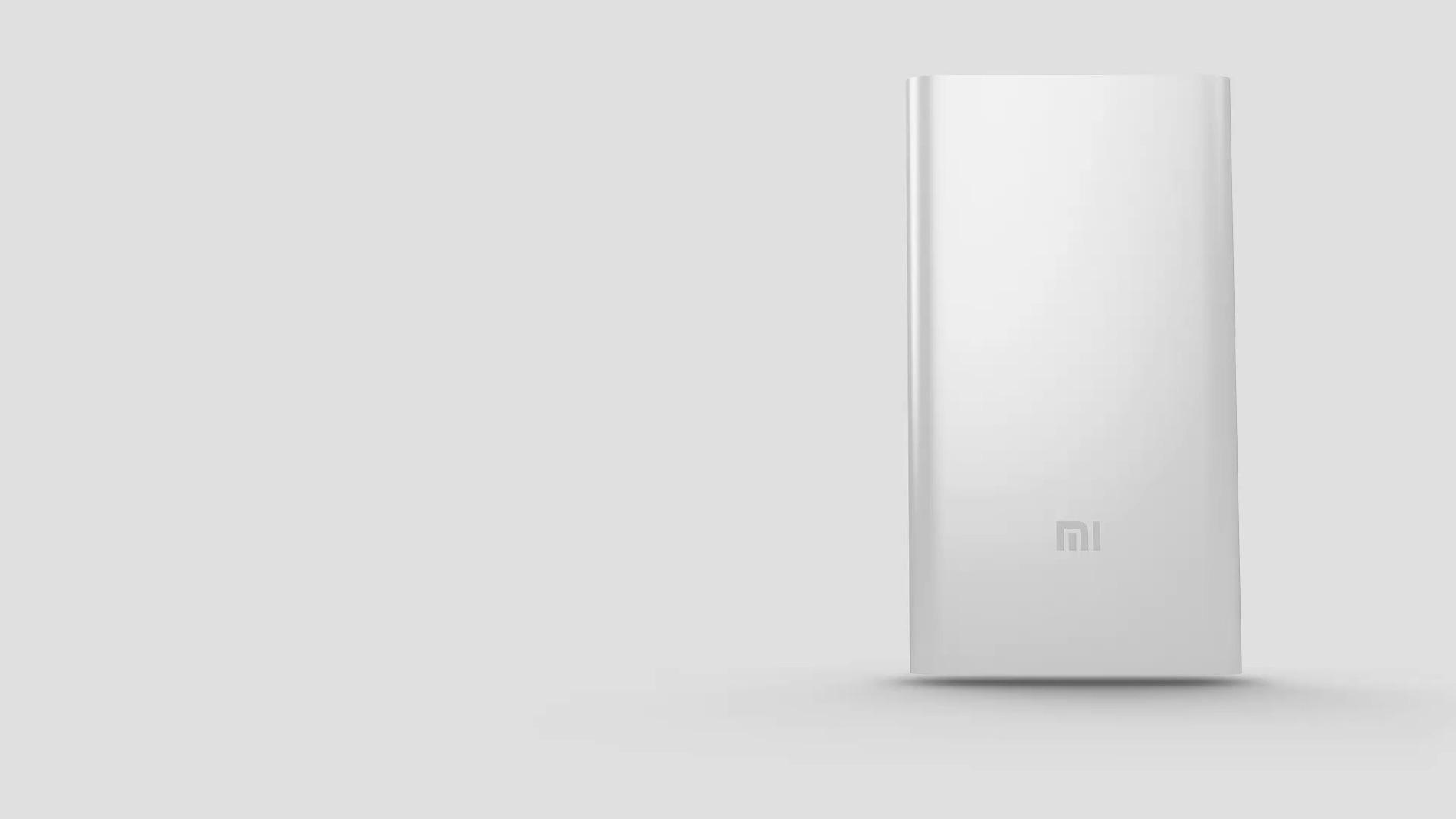 Xiaomi rompe el mercado de las baterías externas