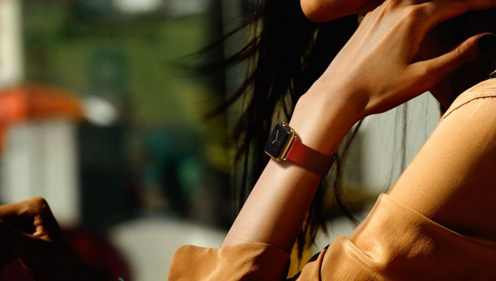 Fotograma de uno de los anuncios promocionales del Watch