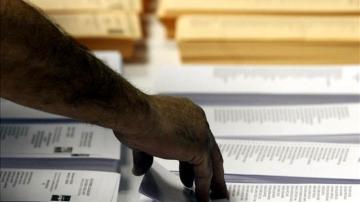 No todos los españoles han podido ejercer su derecho al voto