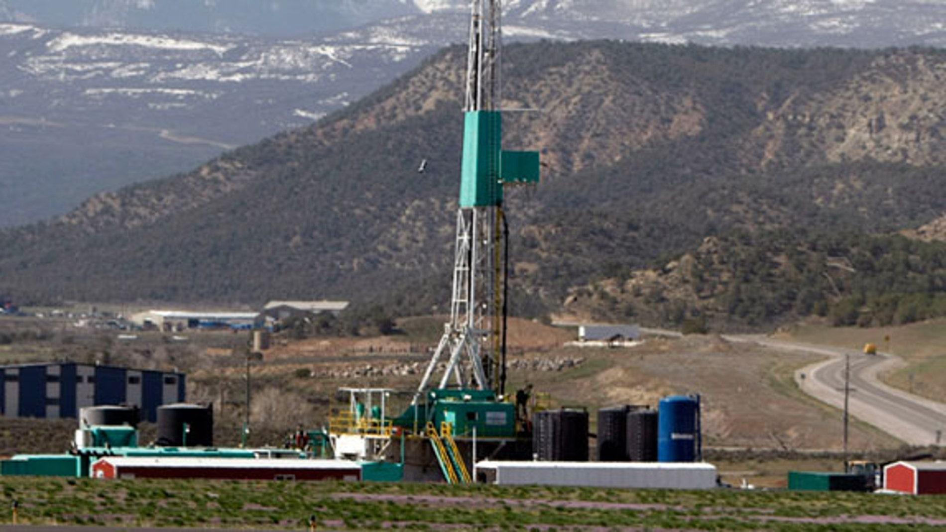 Extracción mediante fracking