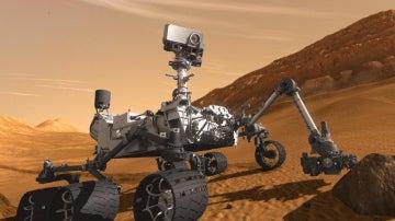 Marte, nuestro planeta vecino