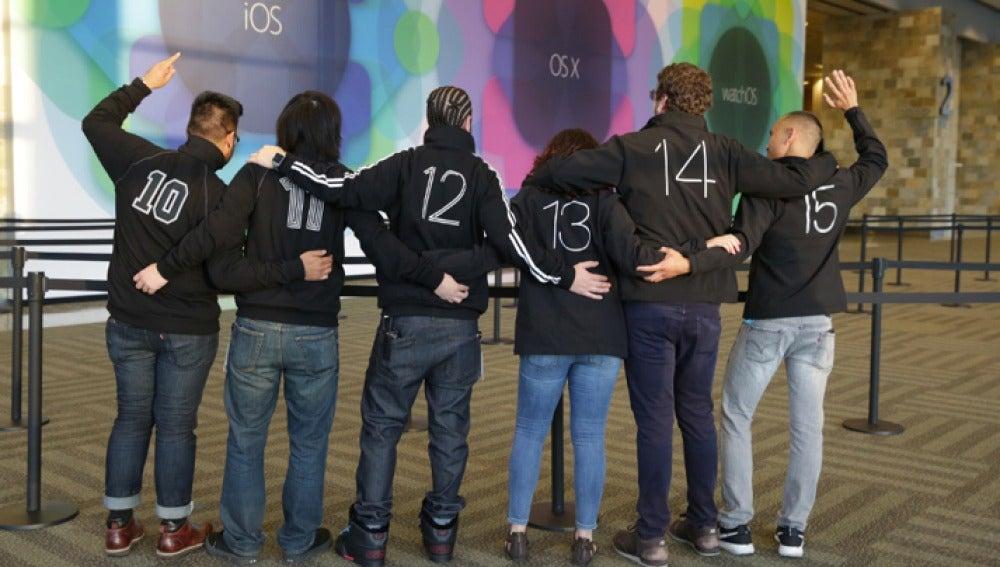 Imágenes de la Conferencia de Desarrolladores de Apple 2015