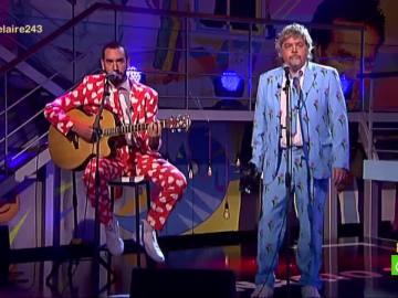 Jorge Ponce y Javier Coronas