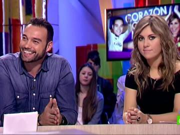 Antonio Esteva y Susana Guasch