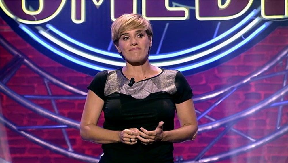 Anabel Alonso, en 'El Club de la Comedia'