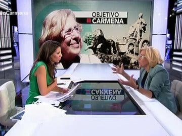 Manuela Carmena, en 'El Objetivo' 6