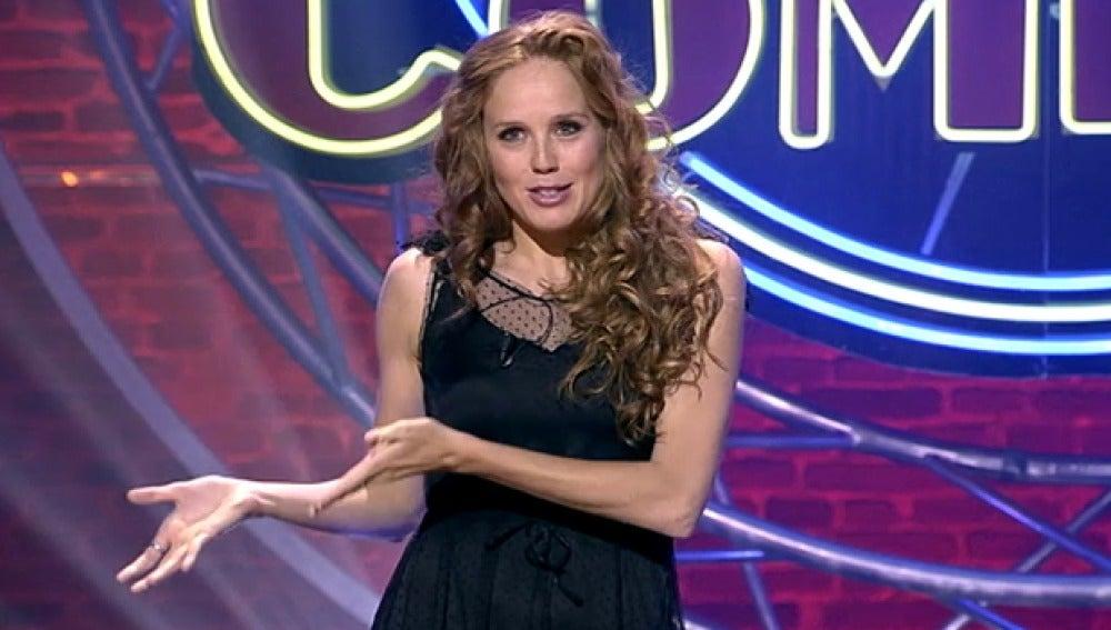 María Castro, en El Club de la Comedia