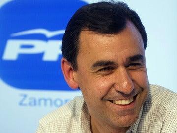 El presidente del PP de Zamora, Fernando Martínez Maíllo