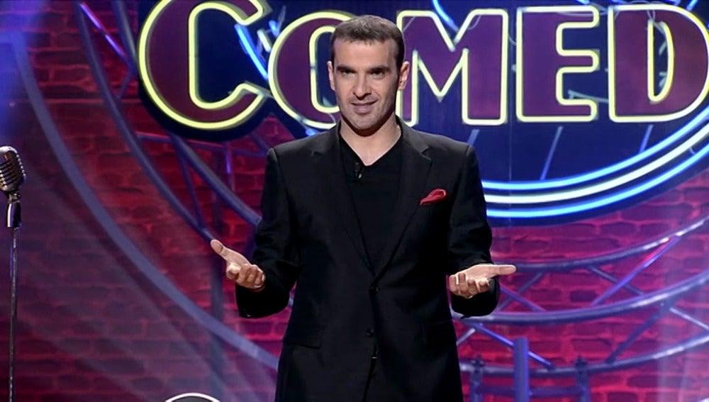 Luis Merlo, en 'El Club de la Comedia'