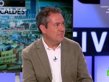 Juan Espadas en 'El Objetivo'