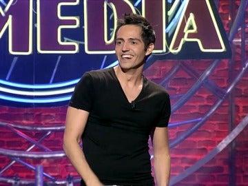 David Guapo, en 'El Club de la Comedia'
