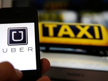 Uber vs taxistas