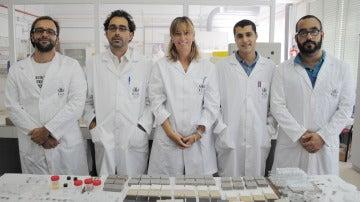 Grupo de investigación Tamices Molecular
