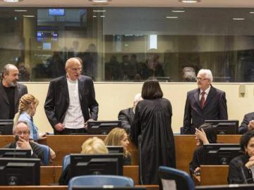 Jucio por crímenes durante la Guerra de Bosnia