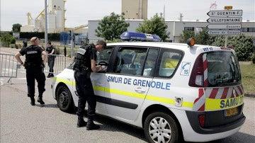 Terrorismo yihadista en Francia