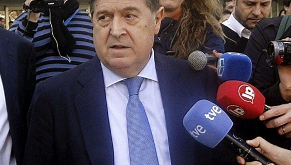 José Luis Olivas, ex presidente de Bancaja