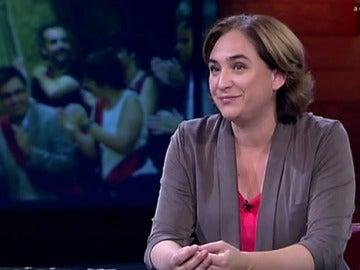 Ada Colau, en 'El Intermedio'
