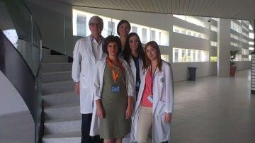 el equipo de científicos de la UGR que h