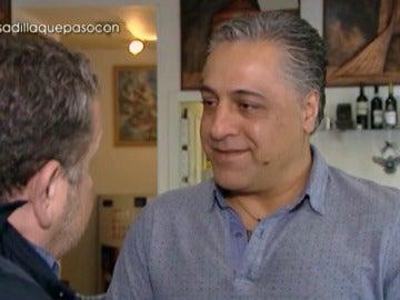 Alberto Chicote se reencuentra con Farid del antiguo 'Cool Palace'
