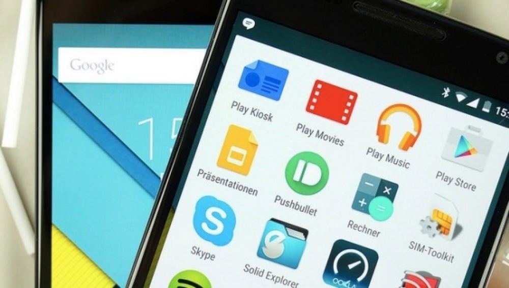 Apps que se tienen pero que no se usan