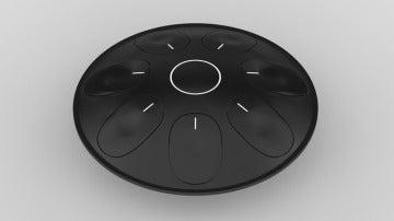 Oval, un handpan de última generación