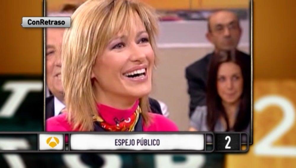 Susanna Griso, en Top Trending Tele