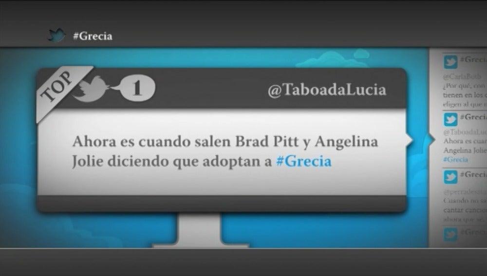 Los mejores tuits sobre #Grecia